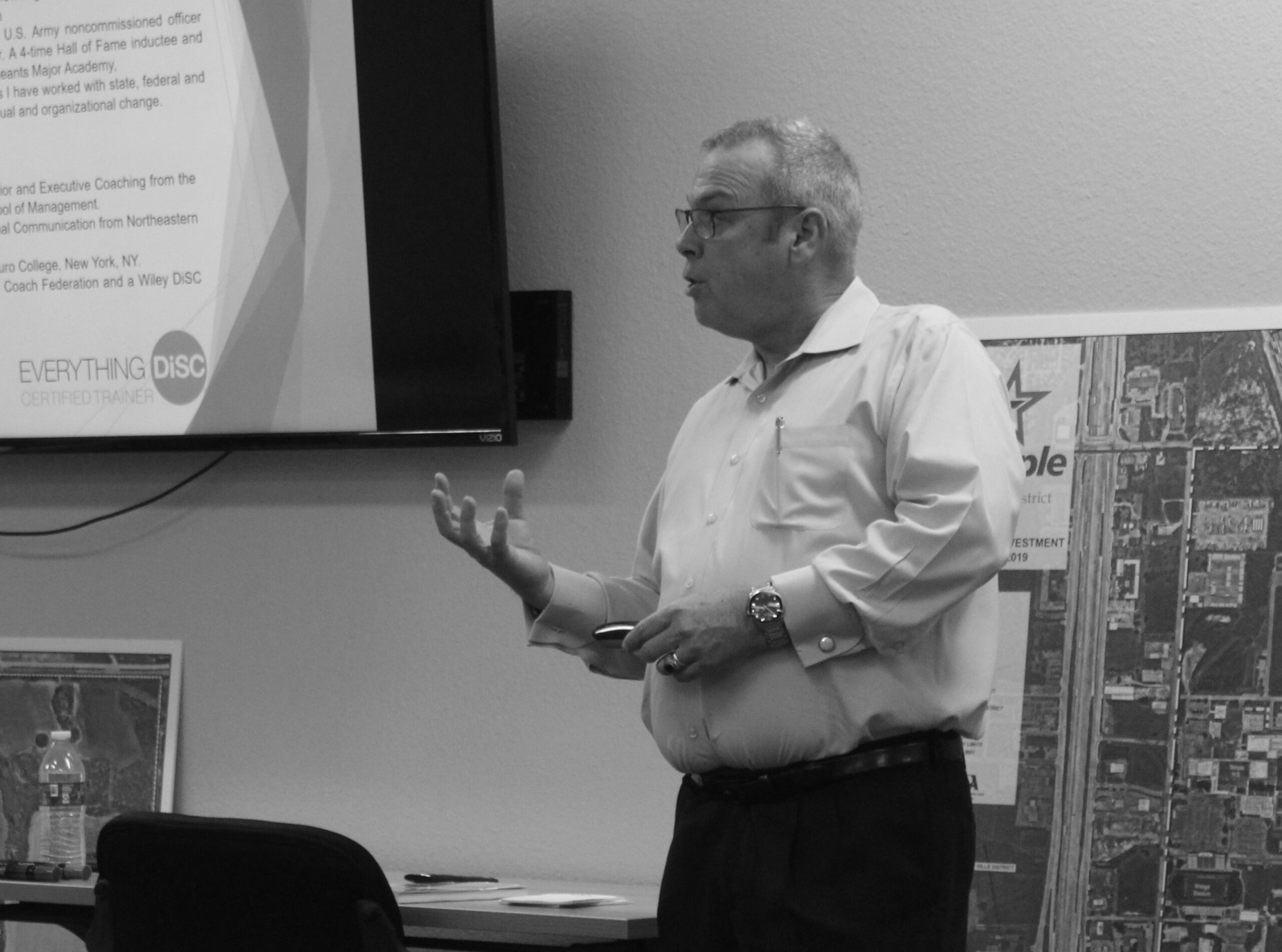 Daniel K Elder, Leadership Trainer